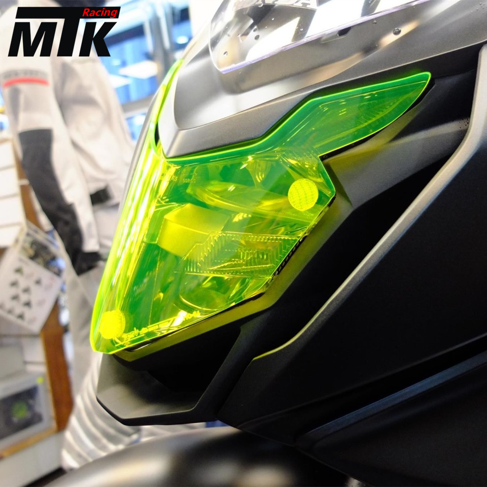 MTKRACING High Quality Motorbikes Acrylic Headlight Protector Cover Screen Lens For HONDA CBR 650F CB 650F  2014-2017 mtkracing for kymco ak550 motorcycle parts headlight protector cover screen lens ak 550 2017 2018