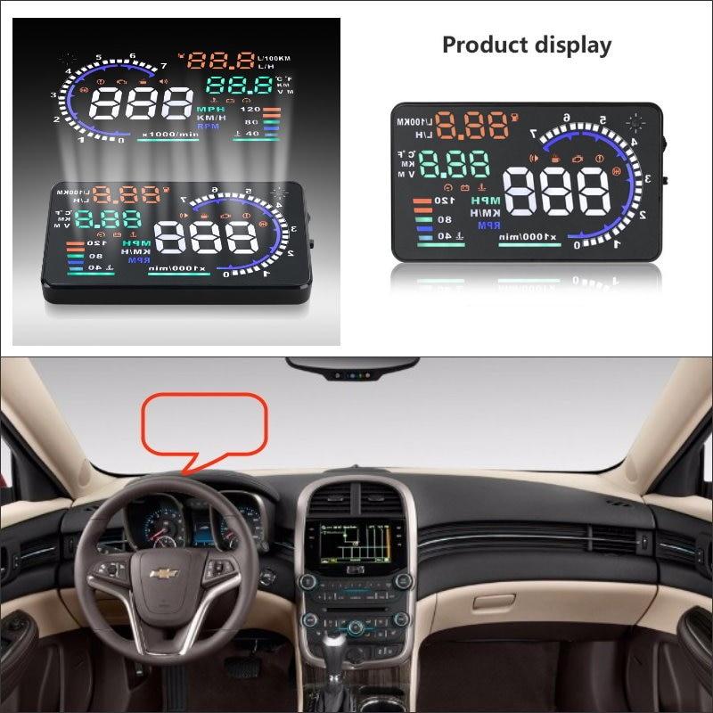 For Chevrolet Malibu / Silverado 2015 2016 Safe Driving