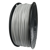 FLEXBED Grey ABS 3D Print Filament  Dimensional Accuracy +/- 0.03mm  1kg/Spool 1.75 mm Eco-Friendly Filament for 3D Printer