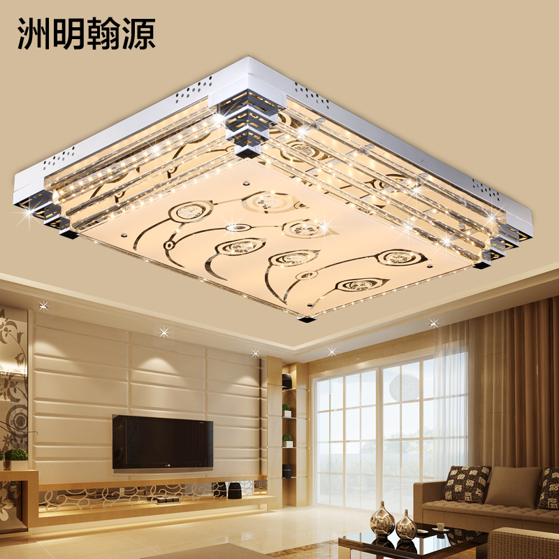 Aliexpress.com : Chau Ming John Quelle Führte Decke Flach Rechteck ... Schlafzimmer Lampen Decke
