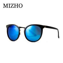 MIZHO High Quality Anti-Reflective REVO HD Visual Sunglasses Women Polaroid Cat eye FDA Anti Glare Sun glasses Eyewear With Box