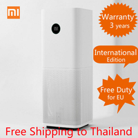 Xiaomi Air Purifier Pro/2S Air Cleaner Health Humidifier Smart OLED Display 500m3/h 60m3 Smartphone APP Control Household Hepa