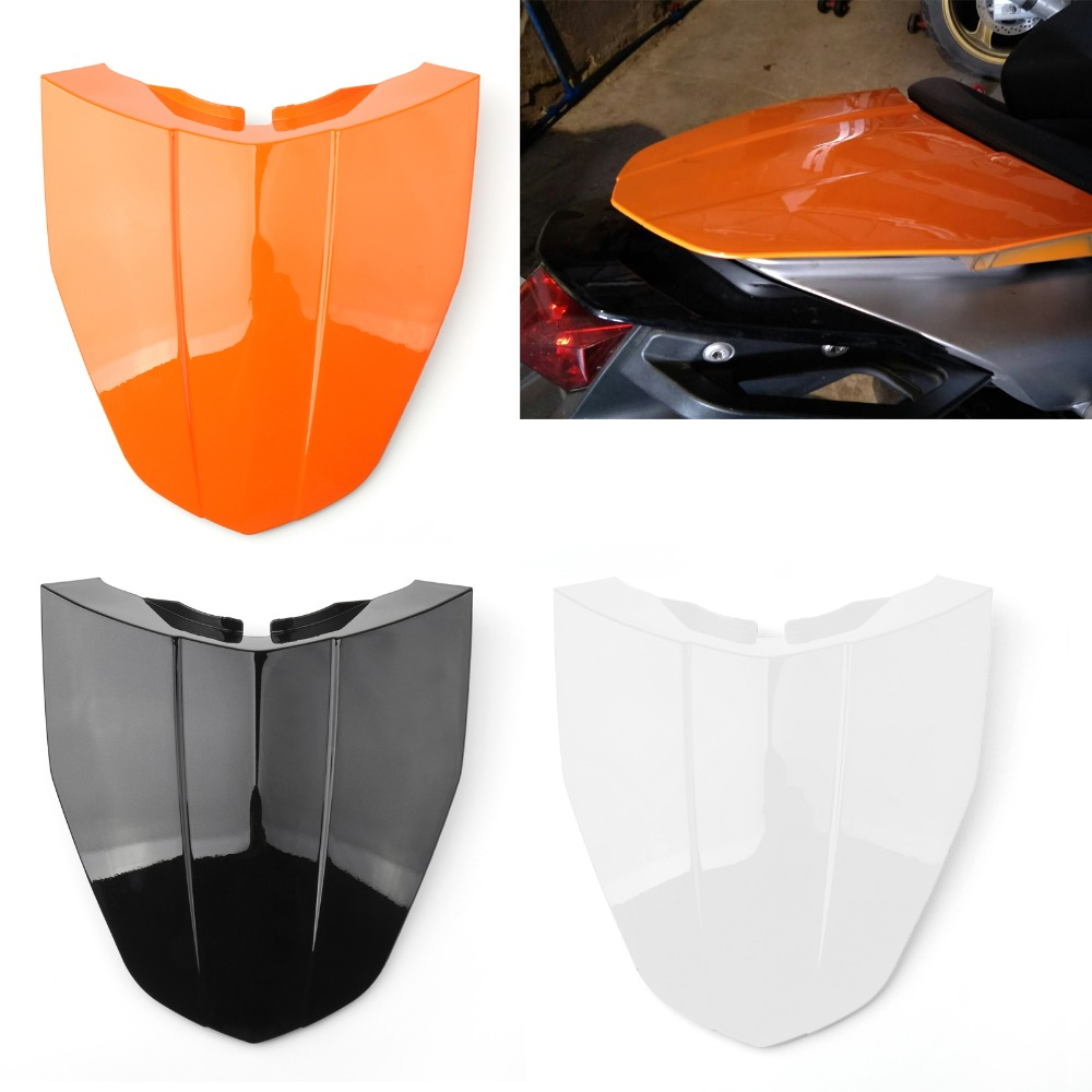 Areyourshop Motorcycle ABS Rear Tail Solo Rear Seat Cover Cowl Fairing For KTM 690 DUKE 2013-2015New Arrival Motorbike Part