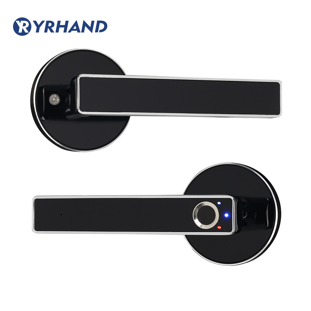 Smart Door Lock Home Keyless Lock Intelligent Fingerprint Biometric Electronic Lock For home and office
