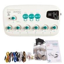 Hwato SDZ II 6 kanal çıkışı SDZ II masaj makinesi 110 220V