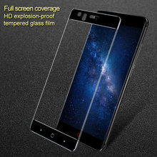 IMAK Display Protector For ZTE Nubia Z17 Full Cowl Protecting Movie ZTE Nubia Z17 Tempered Glass 5.5 Inch