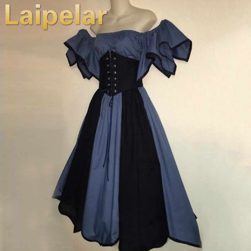 ... Hot Sale 18th Century Gothic Vintage Prom Ball Gown Theatre Clothing  Halloween Costume Dresses Plus Size 247fe4f41514