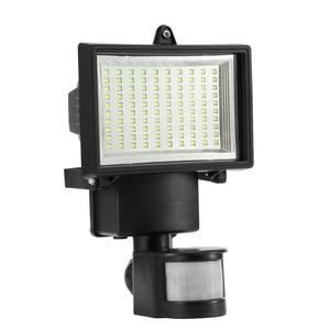 Image 4 - 100 LED SMD Solar Lamp Outdoor Floodlight Garden Lamp Decoration Night Security Solar Energy Sensor Wall light