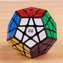 Волшебные кубики qiyi megaminxeds без наклеек профессиональная