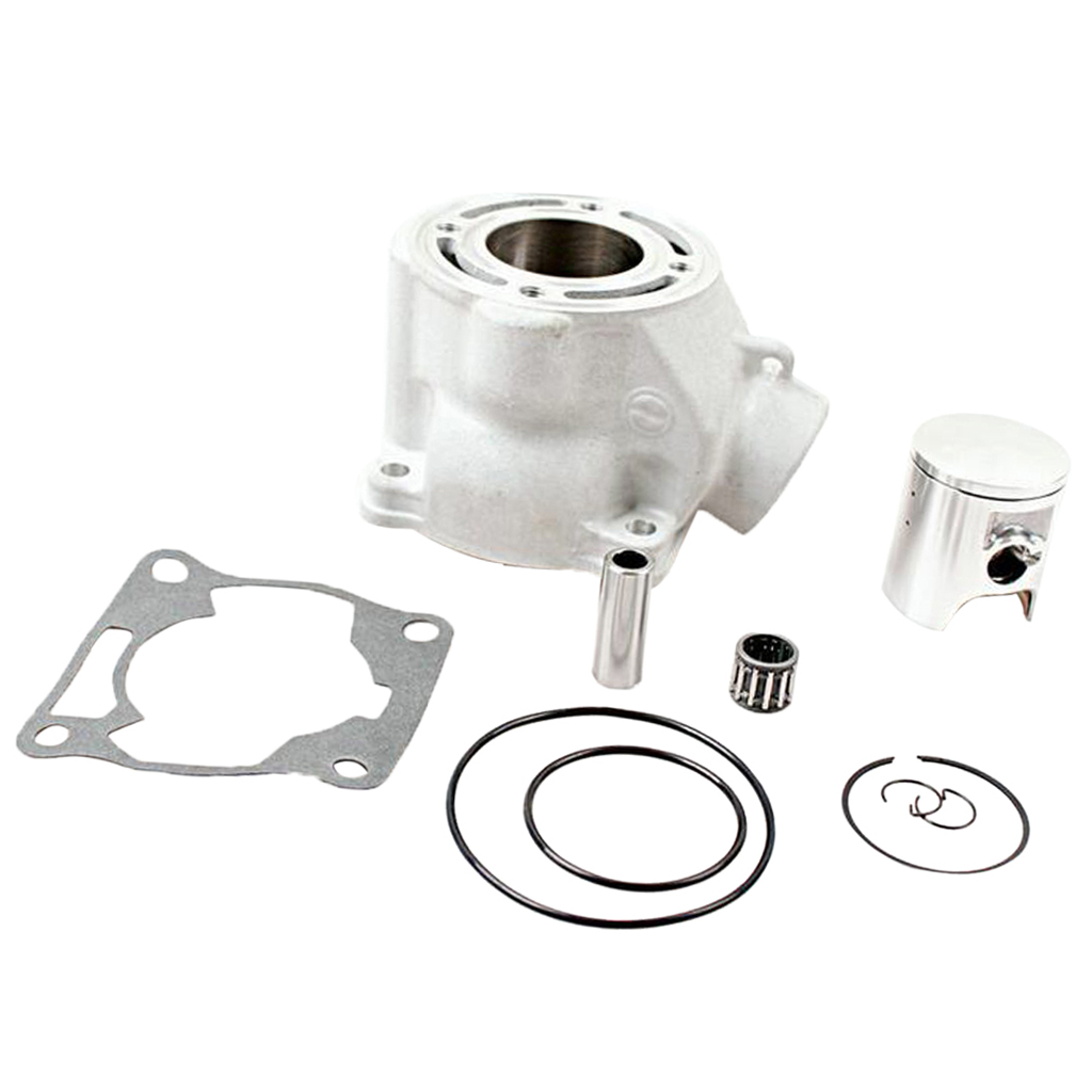 MagiDeal Top End Rebuild Kit w//Piston Cylinder /& Gaskets for 02-14 Yamaha YZ85 YZ 85