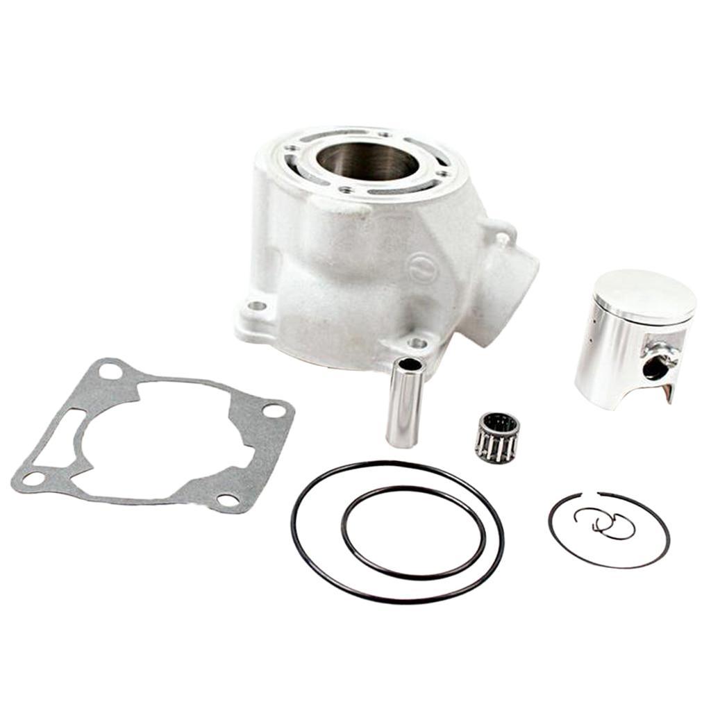 Kit de reconstruction haut de gamme avec cylindre de Piston et joints pour 02-14 Yamaha YZ85 YZ 85 Kit de cylindre de remplacement complet de taille Standard - 3