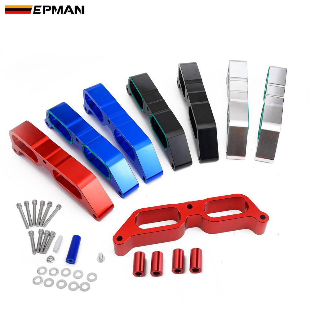 Epman Billet Power Block Intake Manifold Spacers For Subaru BRZ FR S 13 17 EPAB04400