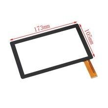 7 pulgadas de pantalla táctil Digitalizador para ROVERPAD SKY C70/AIRE A70 tablet PC envío gratis