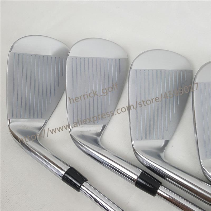 8 pièces golf fer JPX919 ensemble Golf forgé fers Clubs de Golf 4-9PG R/S Flex acier/Graphite arbre avec couvercle de tête - 2