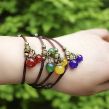 2016 new arrival women bracelets cheap hot sales 4 colors copper alloy simple jewelry accessories rope