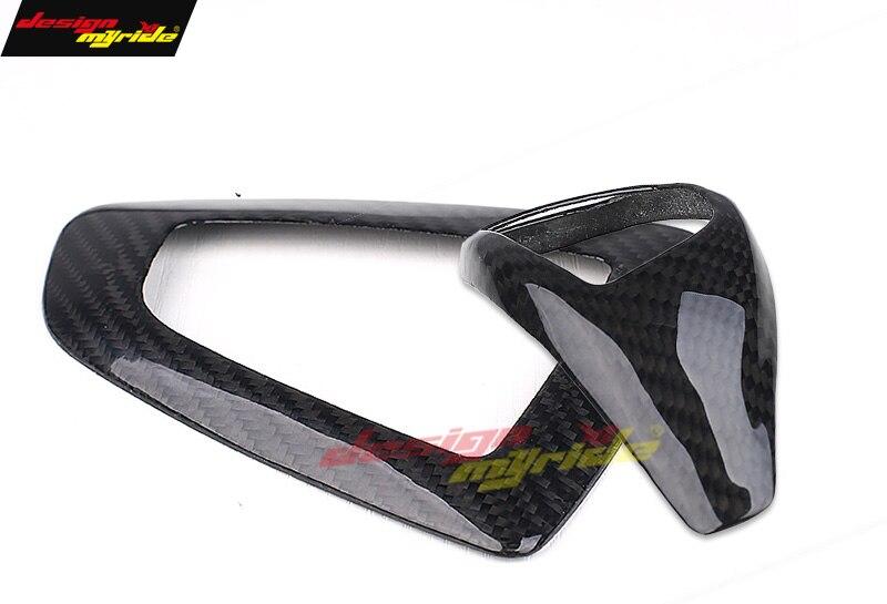 3 series E92 93 F30 35 Gear Shift Knob Cover/&Surround Carbon Left hand drive B+C