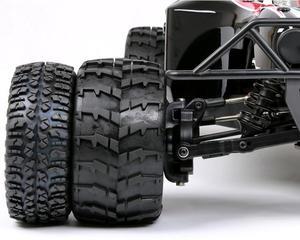 Расширенный водонепроницаемый износостойкий адаптер для колес 1/5 LOSI 5IVE-T 4WD ROVAN RC Hummer BM FG Monster Truck 220x100 мм