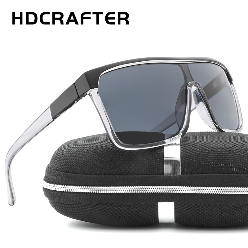 HDCRAFTER Luxury Square Shield Men