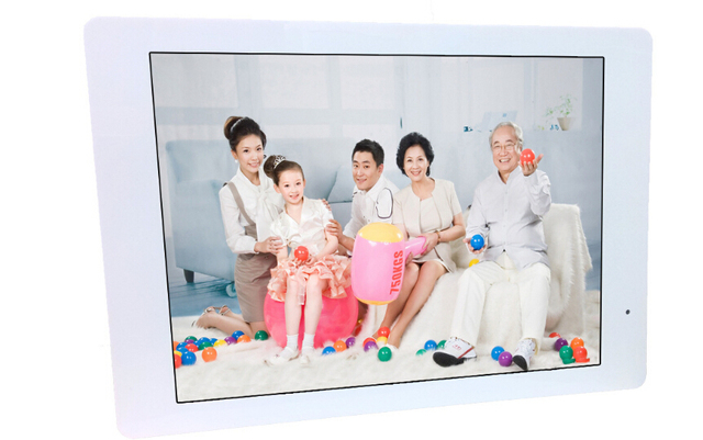 14 Inch Multifunctional HD Digital Photo Frame/Electronic Picture ...