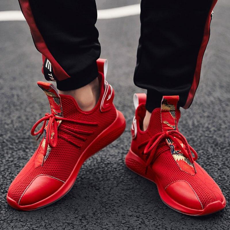 Sport da Hombre da da Scarpe Sneakers Outdoor Rosso Air Nero Zapatillas corsa Stimola Ultra 2019 Moda Braned Bianco uomo Deportiva uomo 6qWaWBYwAd