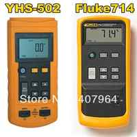 YHS-502 Similar to Fluke714 Thermocouple Calibrator Signal Source Process Calibrator High Quality