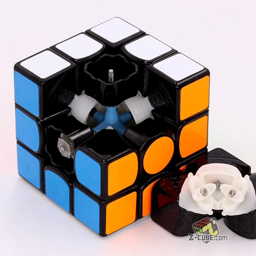 GAN356 GAN356AirSM rompecabezas cubo mágico GAN356Air aire SM 2019 3x3x3 3*3*3 maestro imán magnético velocidad profesional-in Cubos mágicos from Juguetes y pasatiempos    3