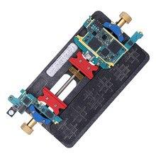 Universal Leuchte Mutter Bord PCB Halter Jig Arbeit Station für iPhone Samsung Platine Reparatur Werkzeuge Handys Outils