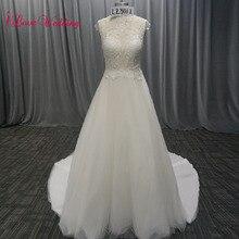 iLoveWedding Vestido De Noiva O Neck Wedding Dresses