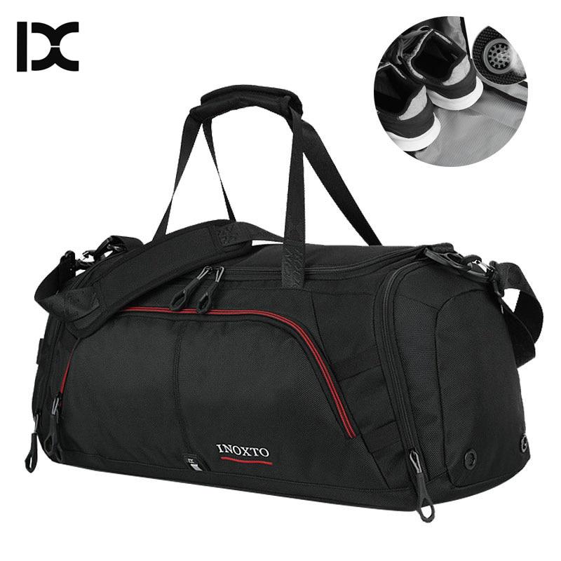 Large Sports Bag Gym Bags Travel Fitness Durable Handbags Outdoor Shoes For Sac De Sport Men Tas Sporttas Nylon Gymtas XA416WA