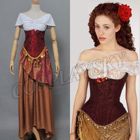 The Phantom of the Opera Christine Daae Dress Cosplay Costume Woman Party Dresses