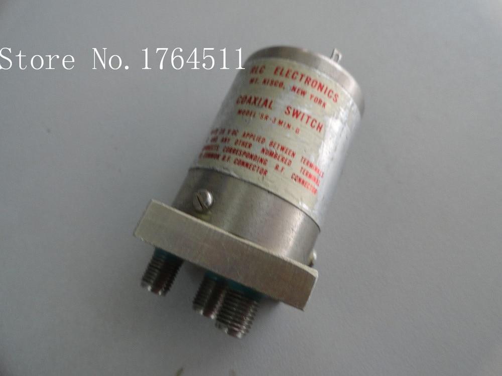 [BELLA] The Supply Of RLC SR-3MIN-D Single Pole Three Throw RF - 28V