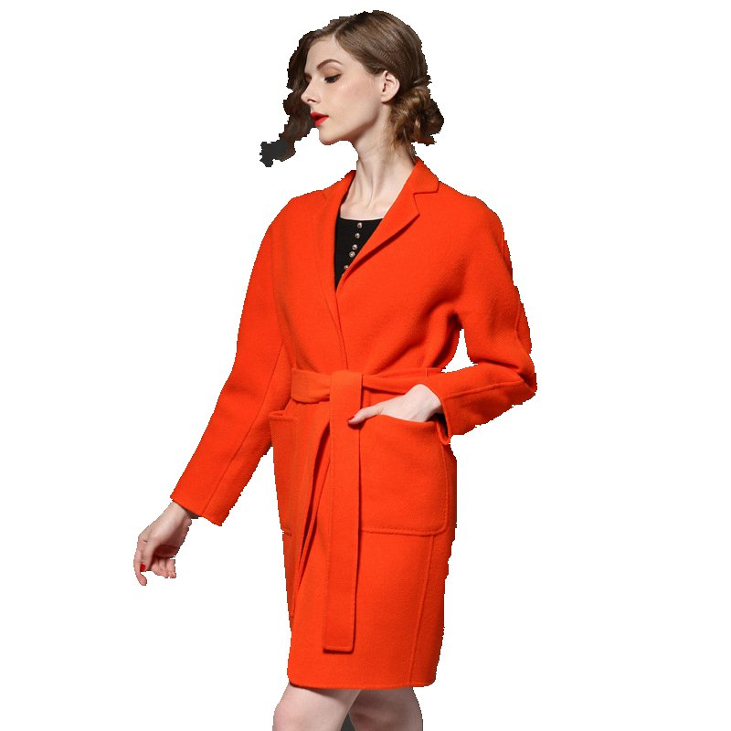 Compare Prices on Ladies Long Wool Coats Sale- Online Shopping/Buy