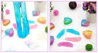 Новых творческих кристалл цвета грязи DIY комнатные растения orbiz lizun орбиты растет шаров в кристалл воды грязи гидрогель orbeez