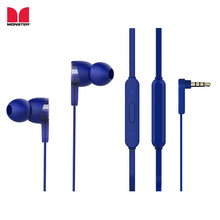 MONSTER AM15 Wired In-ear Sport Earphone for Huawei Honor with Microphone with Earbuds HD Call Hands Free Three-button control все цены