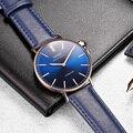 2017 Hot Sale Geya Fashion Sports Men's Wrist Watches NATO Strap Leather Watchband Top Luxury Brand Male Quartz Clock Relogios