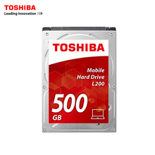 Toshiba SATA II 2.5″ 500GB HDWJ105AZSTA 500G Laptop hard drive 8M L200 Boxed 2.5-inch internal Hard Drive