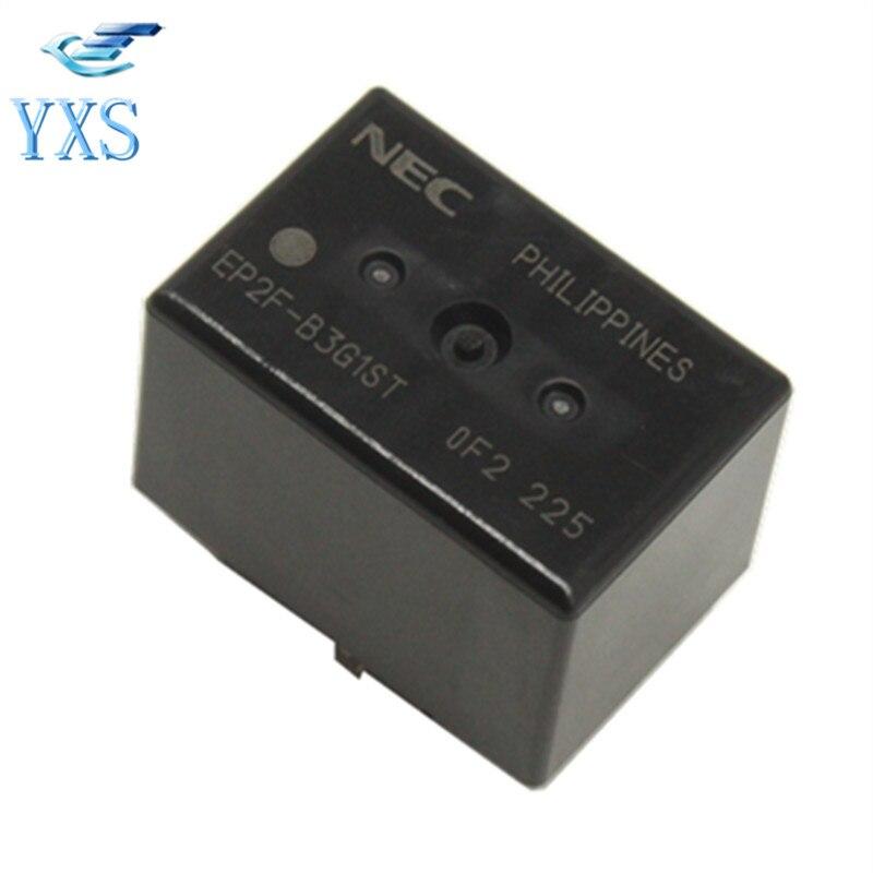 Relais EP2F-B3G1ST 10PIN 12VDC/30A relais double TypeRelais EP2F-B3G1ST 10PIN 12VDC/30A relais double Type