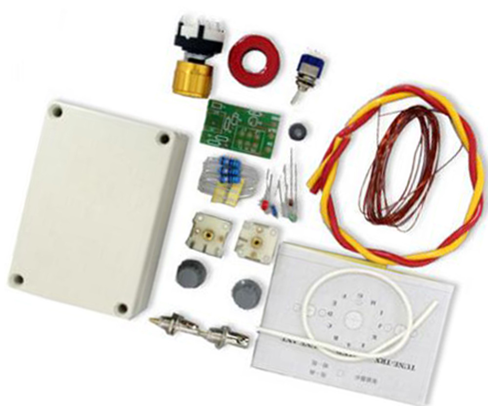 Details about  QRP 1-30MHz Manual Days Antenna Tuner Tune DIY Accessories Kits