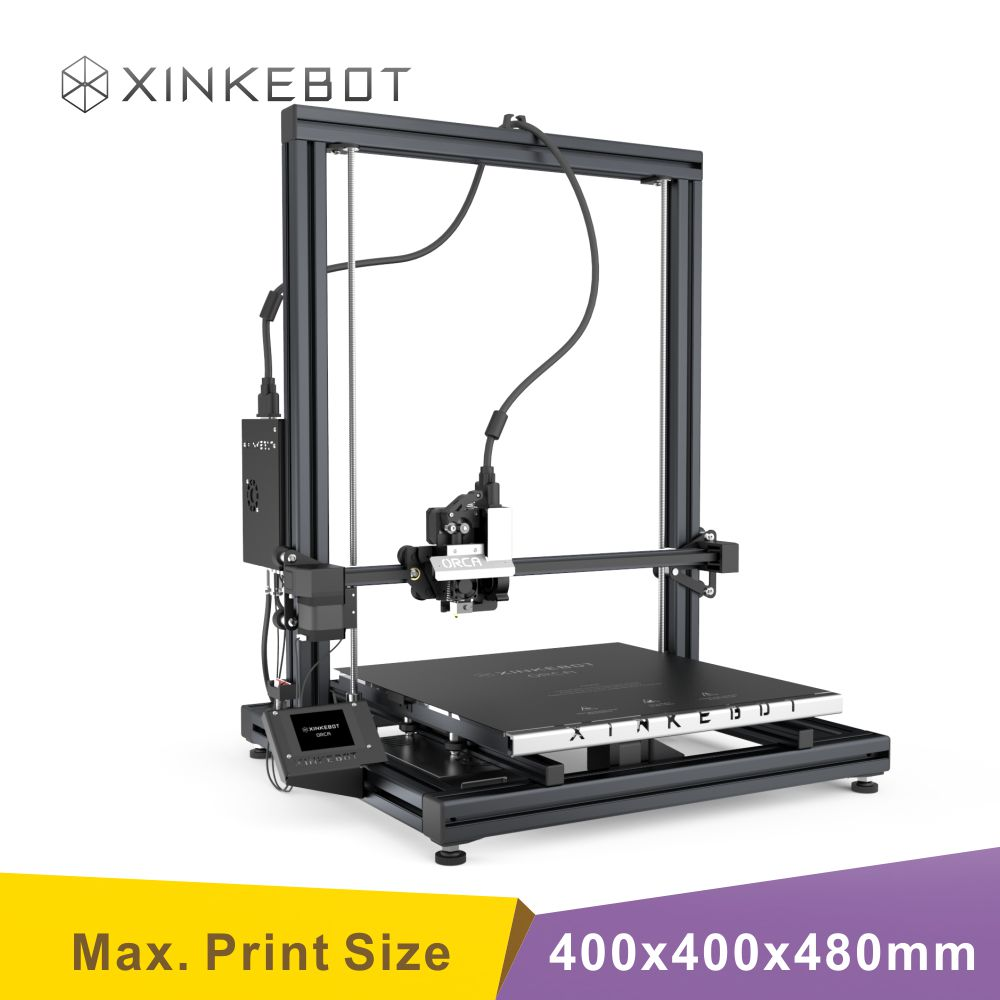 3D Printer Large Upgraded Xinkebot Printing Size 400 400 480mm Xinkebot ORCA2 Cygnus 3D Printer