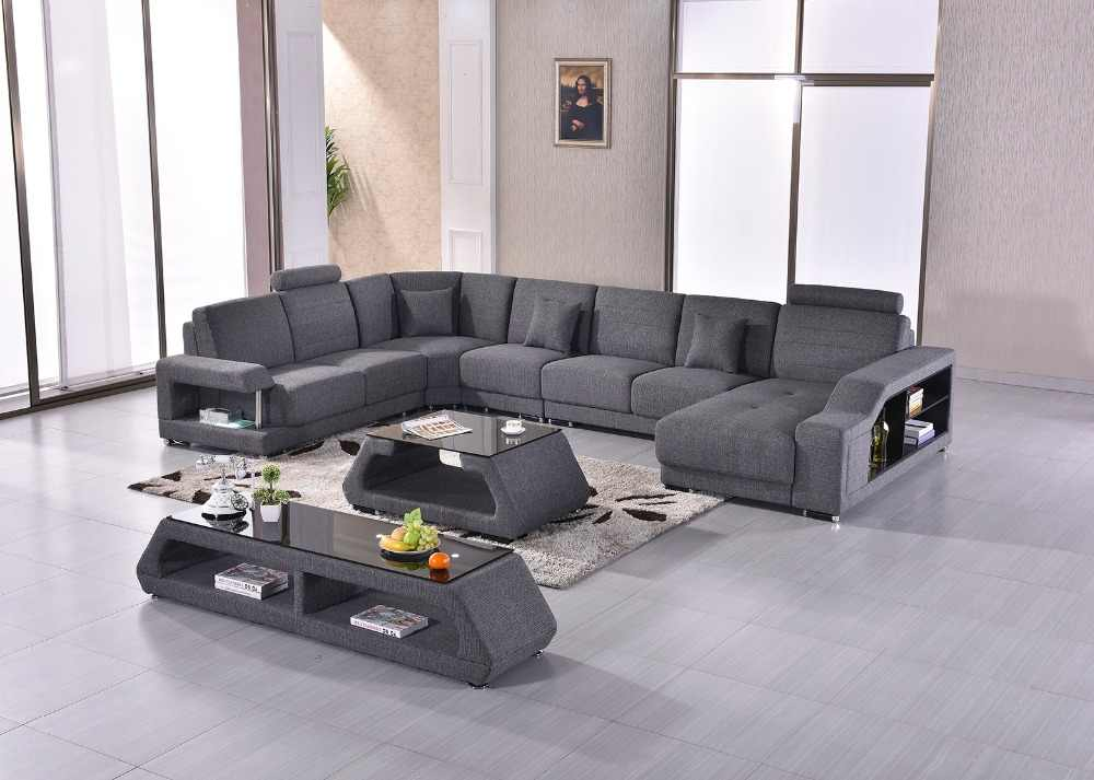 Detail Feedback Questions about 2018 Sofas For Living Room Chaise ...