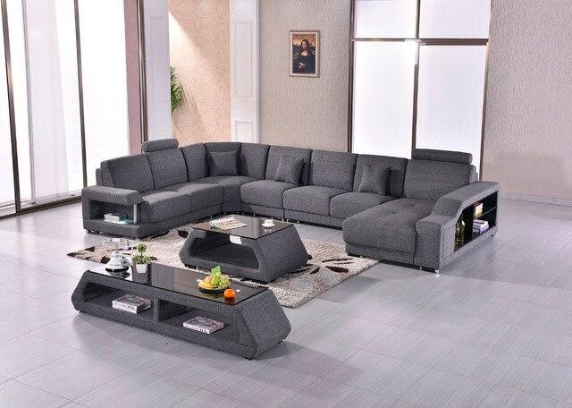 2018 Canapes Pour Salon Chaise Promotion Nouveau Tissu Moderne