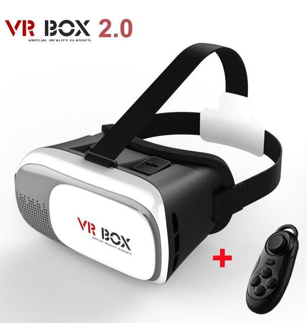 <font><b>Virtual</b></font> <font><b>Reality</b></font> <font><b>VR</b></font> BOX II 2.0 Version 3D <font><b>Glasses</b></font> Google Cardboard <font><b>VR</b></font> <font><b>Glasses</b></font> 3D <font><b>Video</b></font> <font><b>Movie</b></font> Game For Smartphones 3.5-6 inch A1