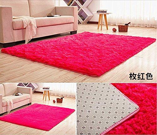 Super Soft Silk Wool Indoor Rug