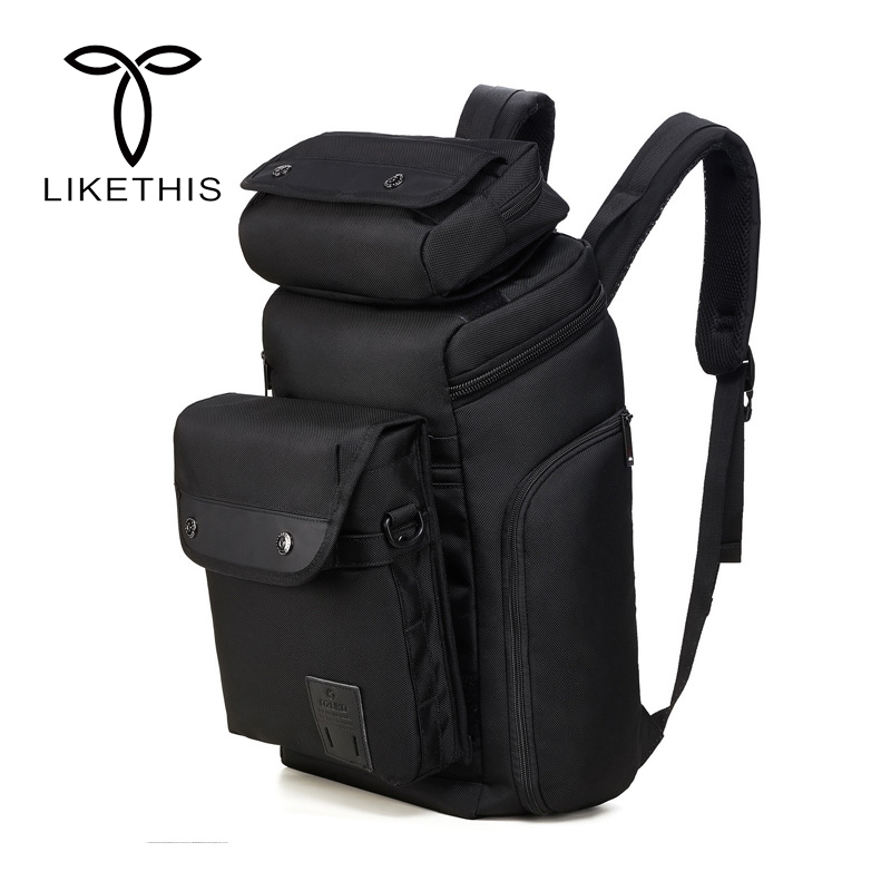 High Quality Men Travel Bag Three-in-one shoulder Bag Backpack Waist Bag Men Backpack Travel Backpack Multifunction Shoulder Bag цена