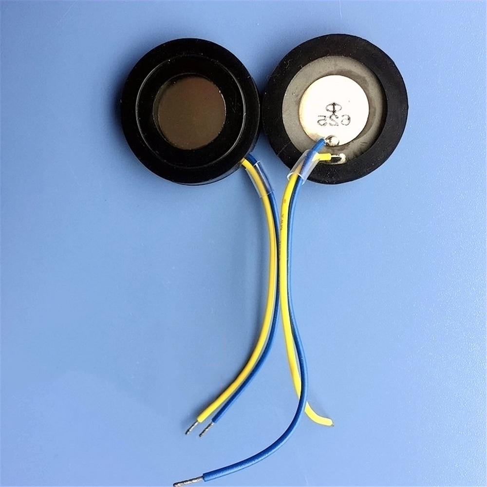 1 pcs 25mm Ultrasonic Humidifier Atomizing Ceramic Disc Ring Leaf Atomizer Humidifier Parts