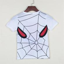 Stylish Spiderman Printed Cotton Baby Boy's T-Shirt