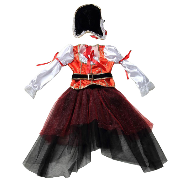 abwe best sale kids halloween costume dance dress pirate childrens wear s in clothing sets from mother kids on aliexpresscom alibaba group
