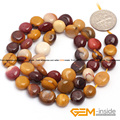 "9x12mm Freeform mookaite jasper Beads Natural Stone Beads DIY Loose Beads For Jewelry Making Strand 15"" Wholesale !"