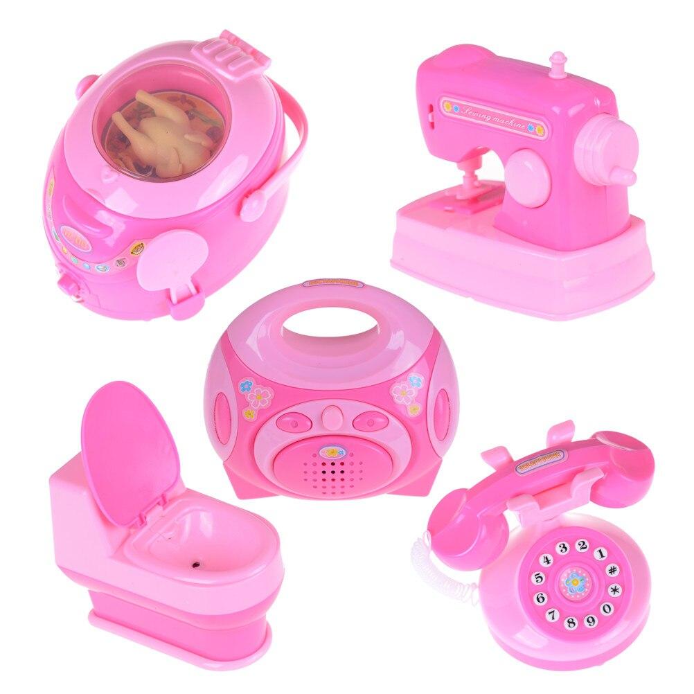 Baby Küche Spielzeug Pretend Play Spielzeug Kinder kinder Küche Rosa ...