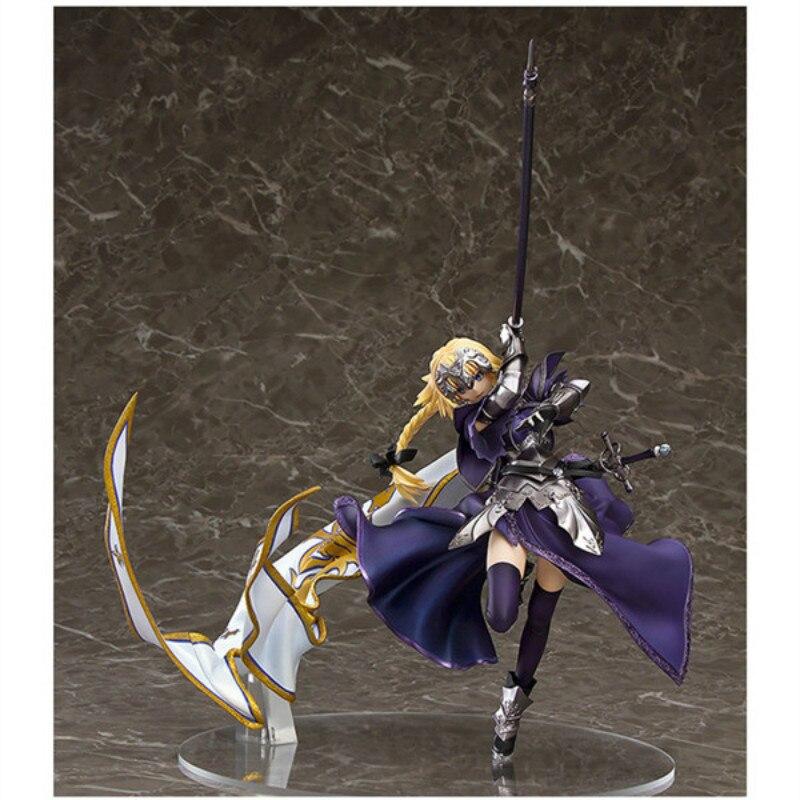 Jeanne d'arc Alter destin/Grand ordre destin/Apocrypha Figurines Action & jouet figurine Anime japonaise Figurines à collectionner nouveautés